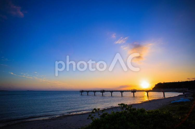 沖縄・瀬長島の写真
