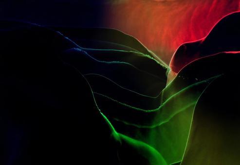 背景紋理 IT 圖形棱鏡反射照明光線