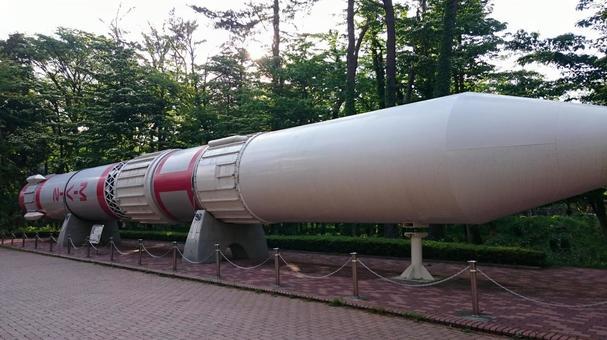 M - V rocket