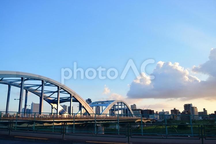 丸子橋の写真
