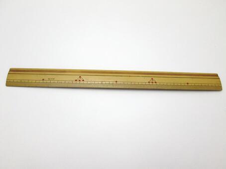 Bamboo ruler brighter