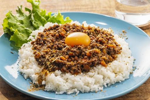 Keema curry curry