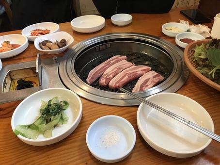 正宗的韓國參拜