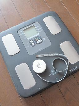 Weight scale and measure 2