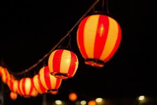 Summer festival lantern 4