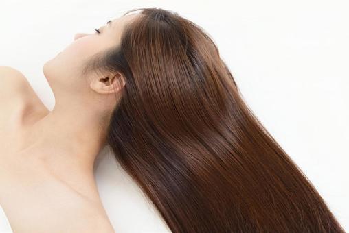 Beautiful hair for women