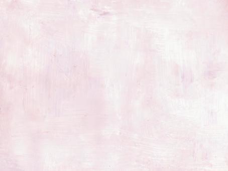 水彩下地テクスチャ ピンク