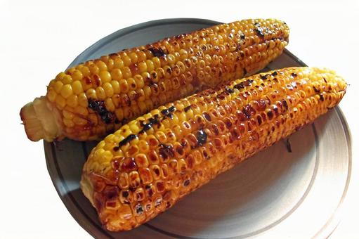 Grilled corn # 2
