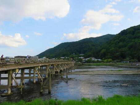 Kyoto Arashiyama · Togetsuki Bridge 2