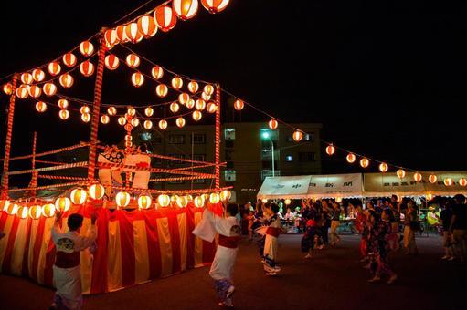 Summer festival oar 13
