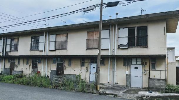 Old municipal housing