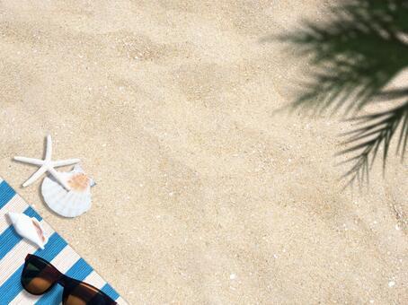 Background 【Beach Resort】