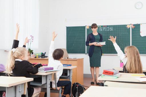 教师教学和小学2