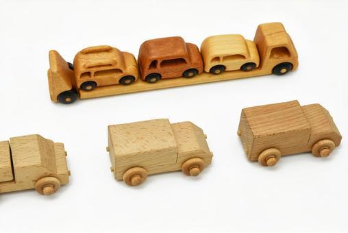 Image of logistics Carrier car Truck