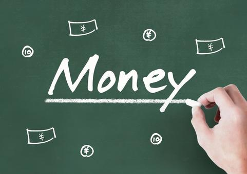 Blackboard money money study