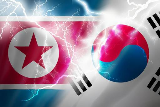 North Korea vs South Korea 3
