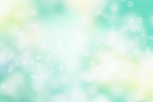 Background texture material Glitter fresh green sea