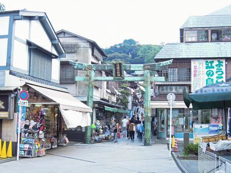 에노시마의 도리