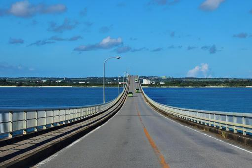 Miyakojima Kurima Bridge