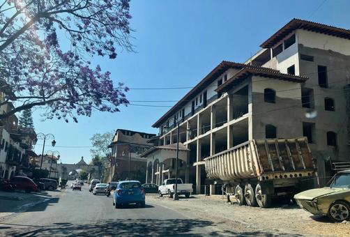 [멕시코] 스코의 거리 풍경