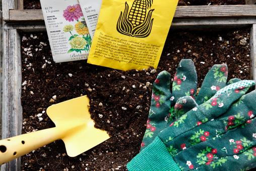 Gardening planter 4