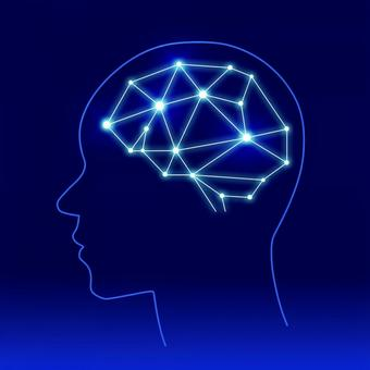 Simple brain AI style material _PSD3