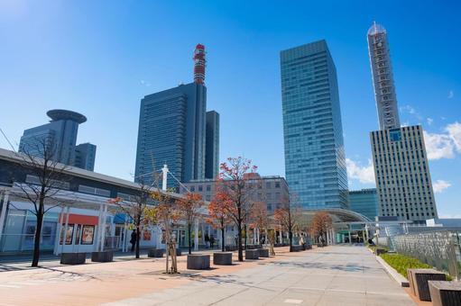 Saitama Shintoshin down center