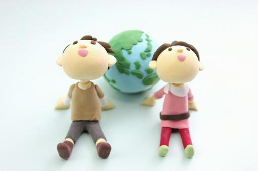 Earth and Friends 13