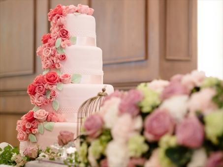 Takasago and wedding cake