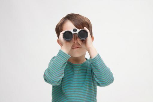 Binoculars and Boys 2