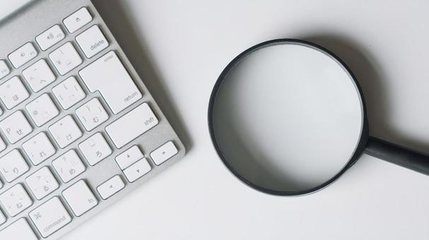 Mushimegane keyboard image