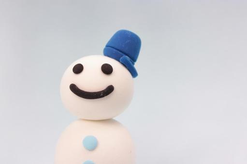 克莱艺术雪人