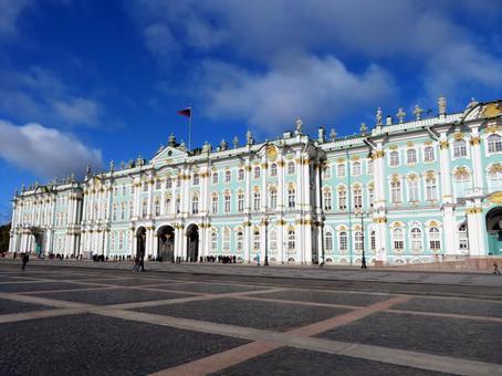 암자 러시아 궁전