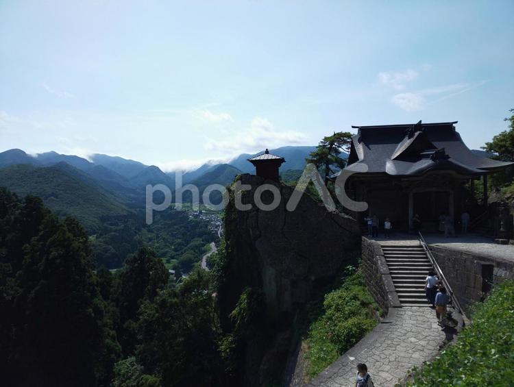 山寺/Temple on the hillの写真