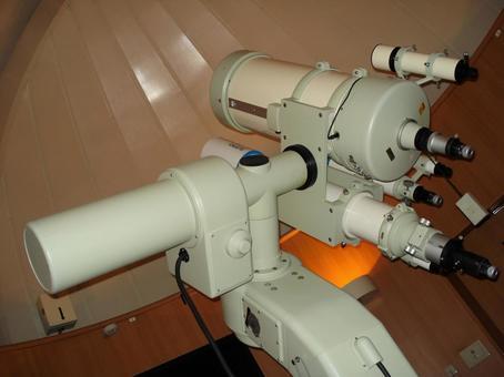 Projector planetarium