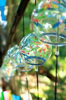 A cool wind chime