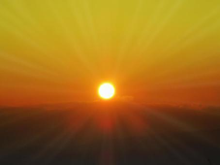 日落早晨太阳02