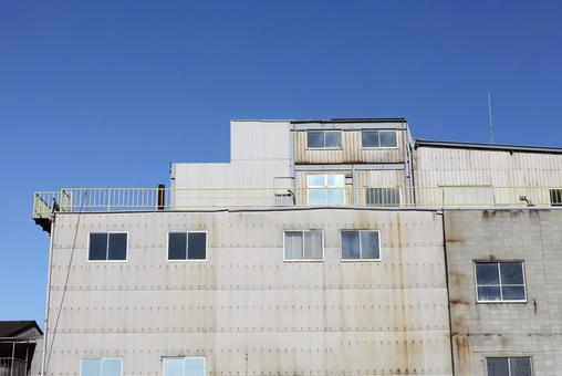 오래된 공장