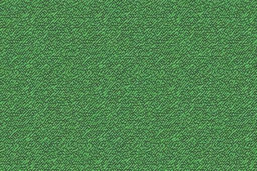 Green cloth texture background material