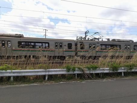 도호쿠 본선 기차 여행