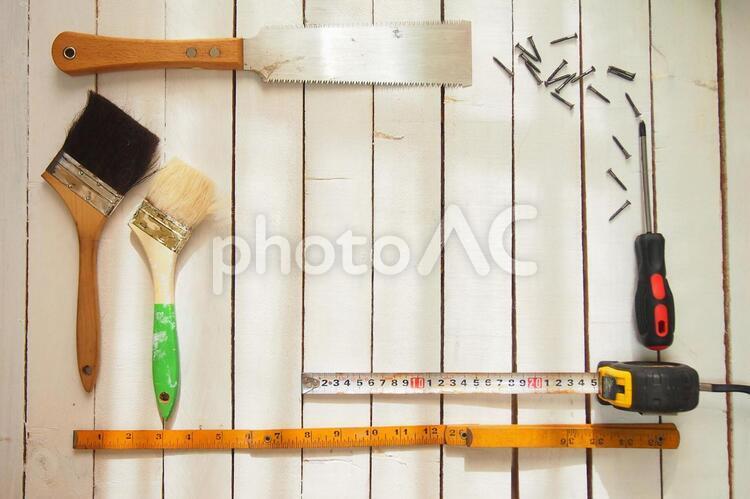 DIY道具の写真