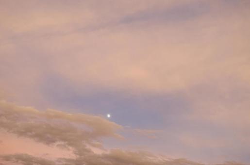 日落和月亮