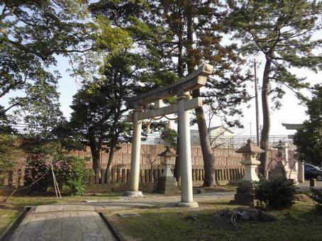 Komatsu Tenmangu Shrine