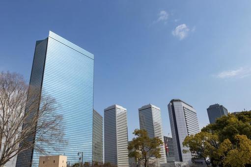 오사카 상업 지역