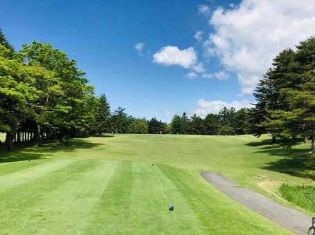 Karuizawa Seizan Golf Course