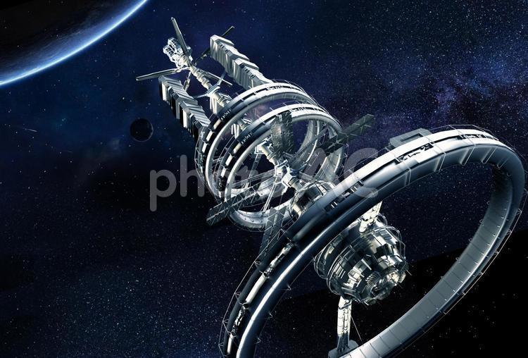 宇宙船2の写真