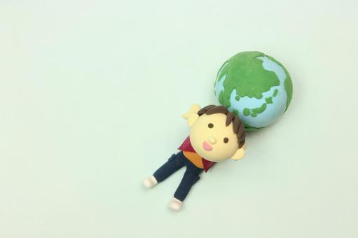 Earth and Child 1