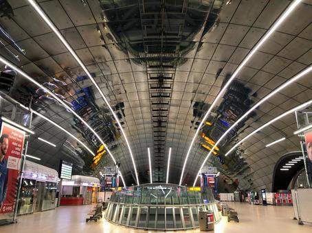 프랑크푸르트 공항 고속철도 역