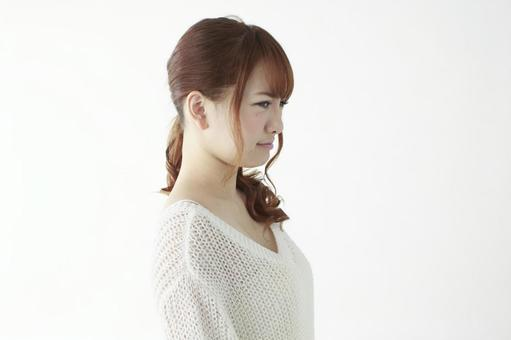 Women's profile 4