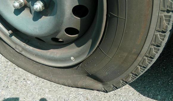 Statless tire punk